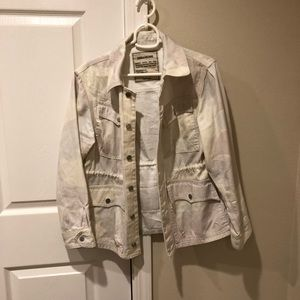 Zadig & Voltaire Kimi Camou Jacket (Size M)